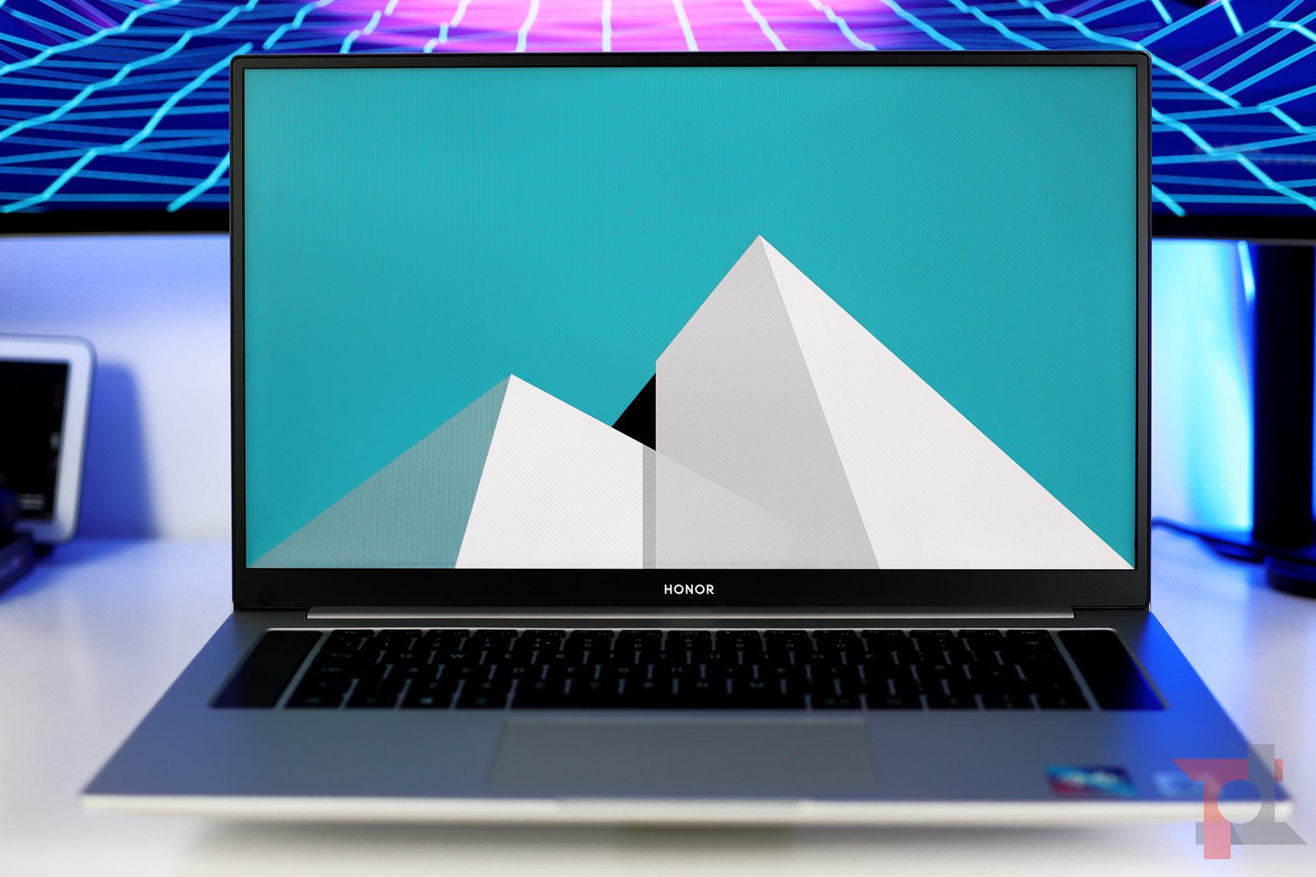Honor MagicBook Intel display