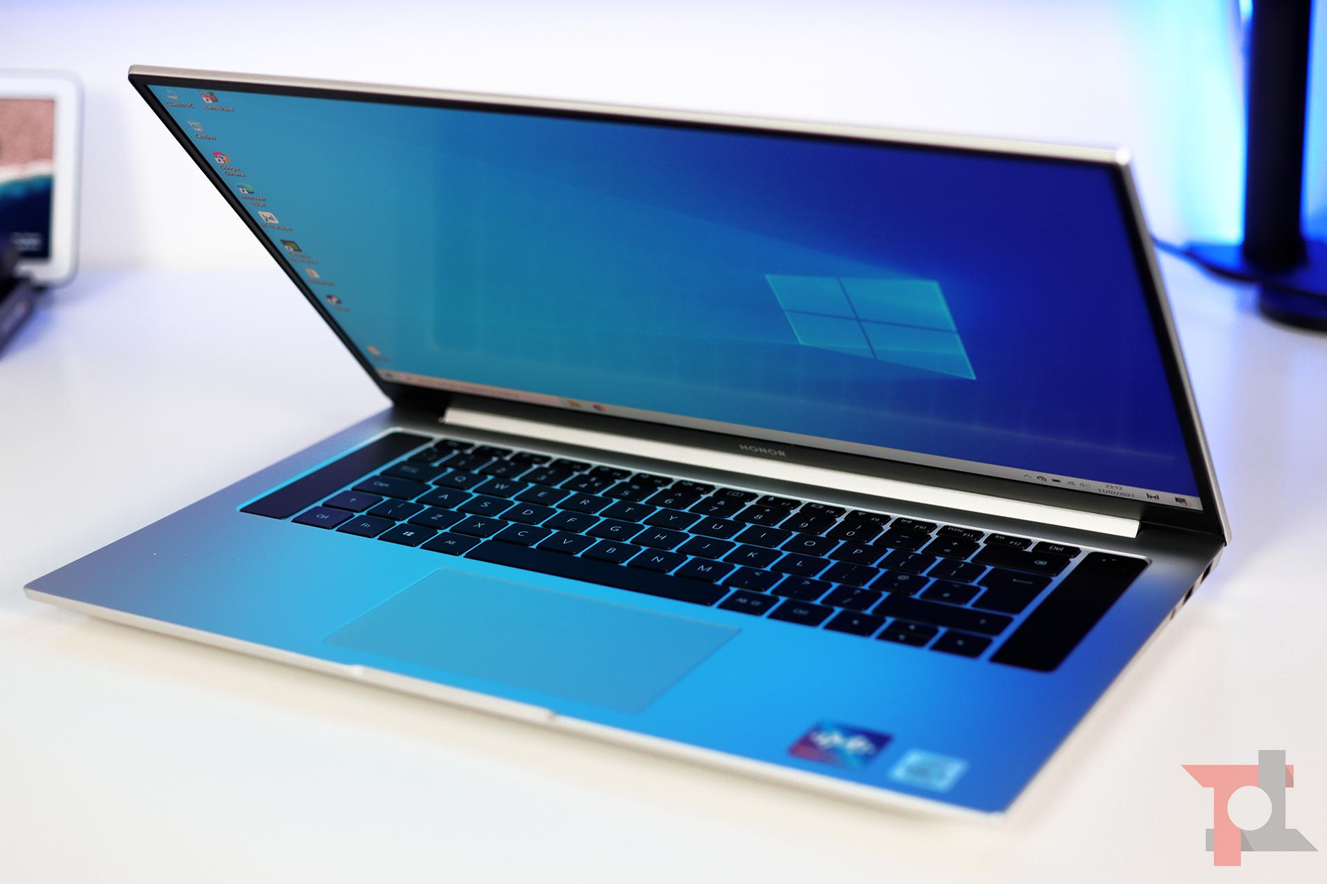 Honor MagicBook Intel specs