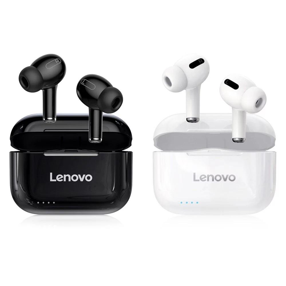 Le cuffie auricolari Lenovo LP1S, che ricordano le AirPods pro sono in super offerta oggi 5