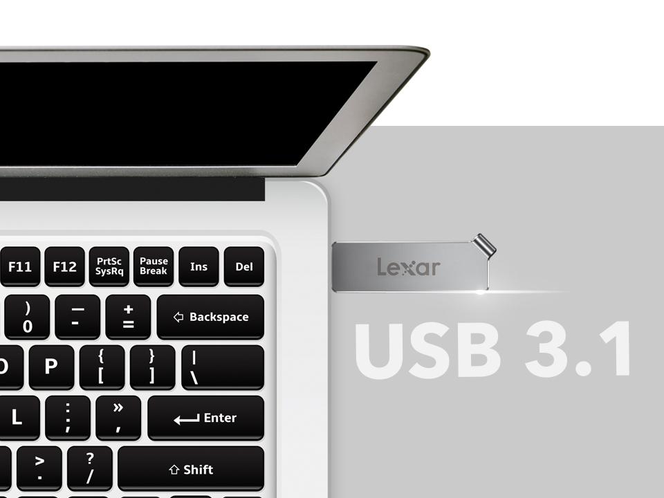 Lexar lancia JumpDrive D30c, un'unità flash 2 in 1 per computer e smartphone 2