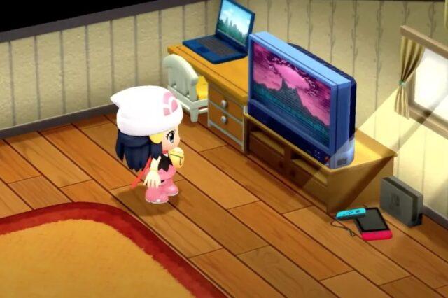 Pokemon diamante e perla remake