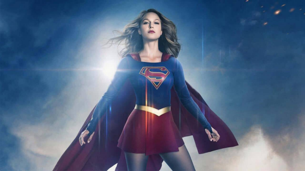 Supergirl 5 - novità Infinity TV febbraio 2021