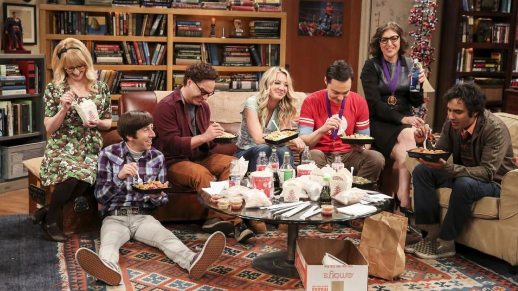 The Big Bang Theory - novità Amazon Prime Video febbraio 2021