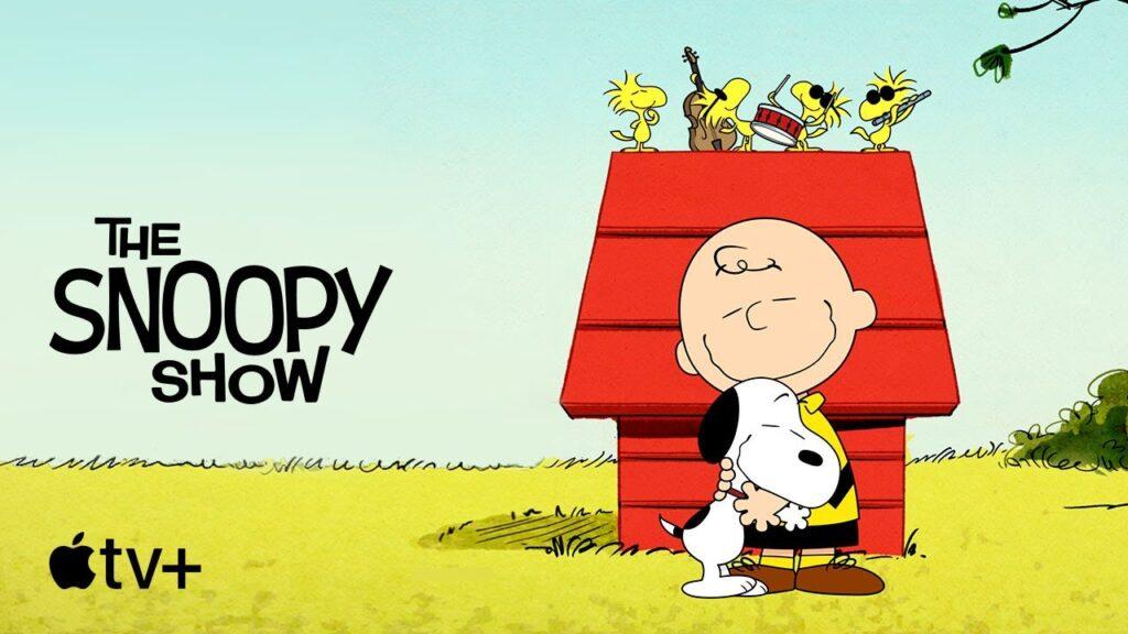 The Snoopy Show - novità Apple TV+ febbraio 2021