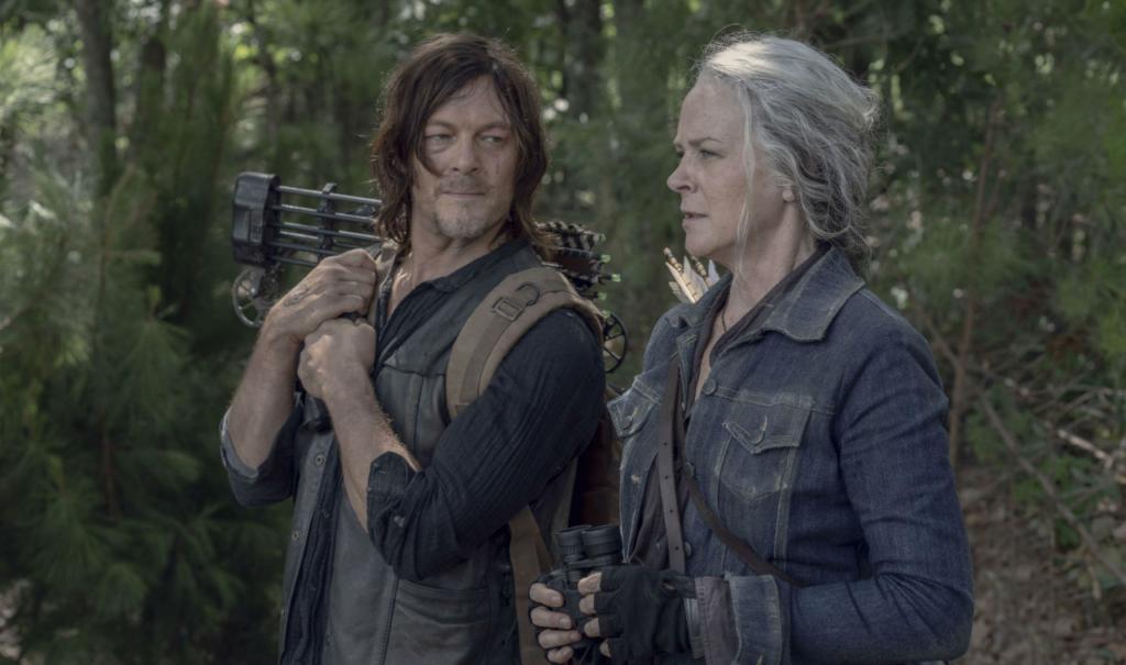 The Walking Dead 10 - novità NOW TV e Sky On Demand marzo 2021