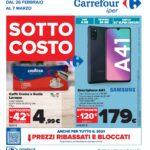Volantino Carrefour marzo 2021