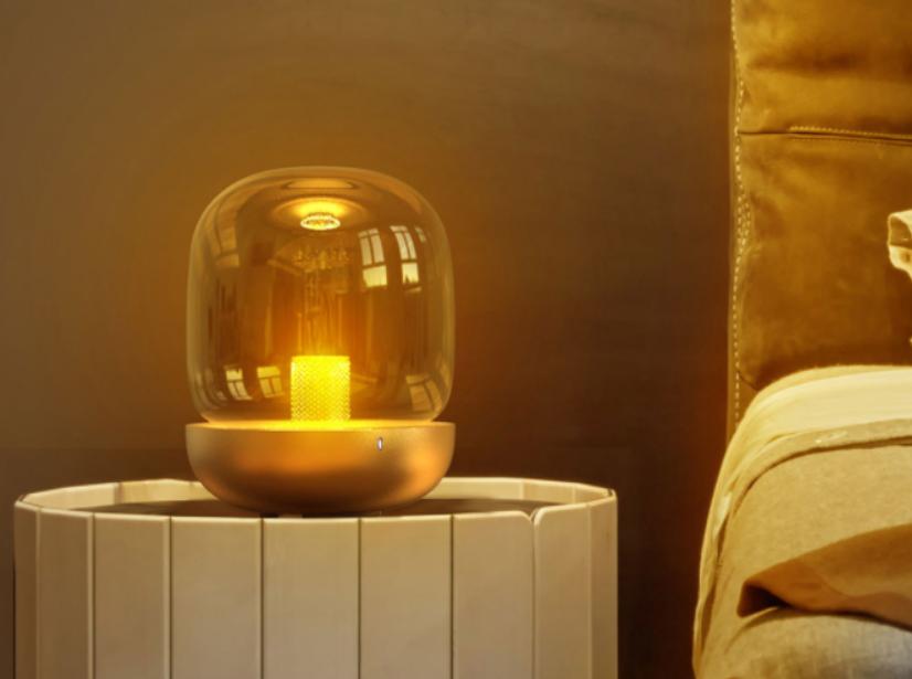 Xiaomi lampada senza luce blu