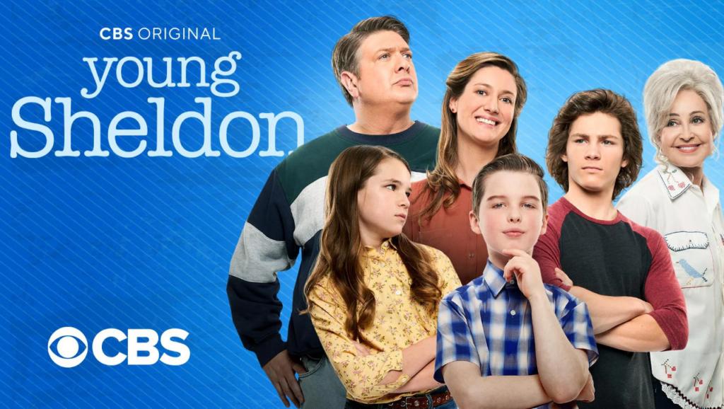 Young Sheldon 4 - novità NOW TV e Sky On Demand marzo 2021