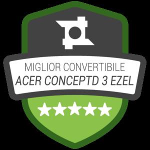 Recensione Acer ConceptD 3 Ezel: il punto di riferimento dei convertibili premium 7
