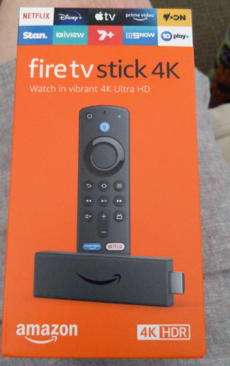 Amazon Fire TV Stick 4K