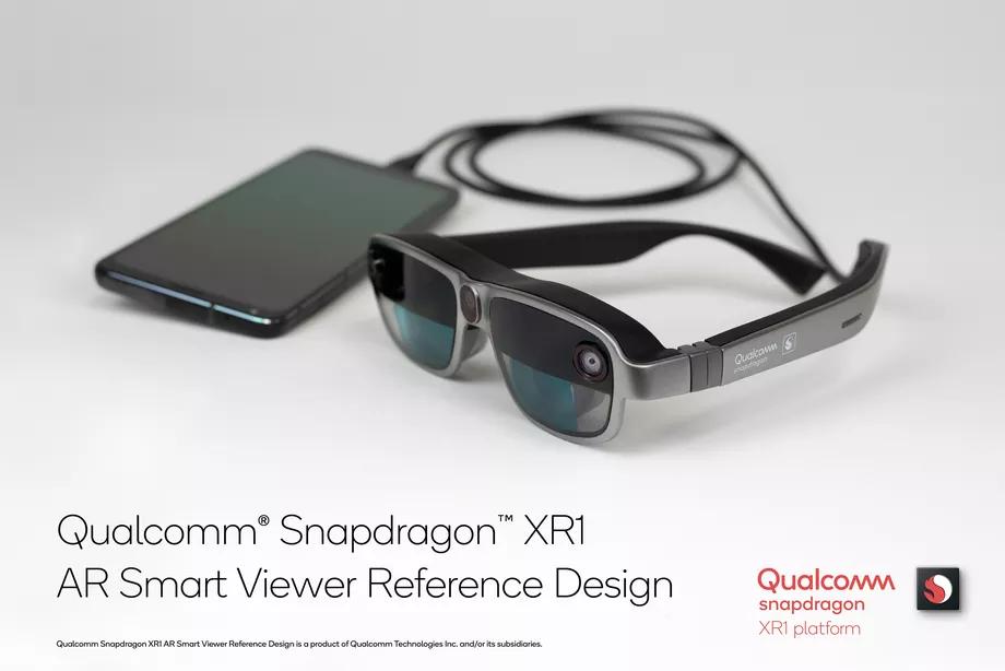 Qualcomm annuncia gli occhiali con AR, e il mercato si muove 1