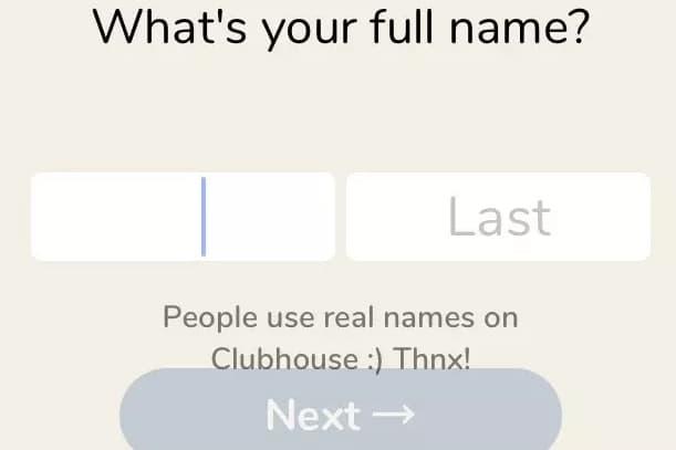 Come iscriversi su Clubhouse