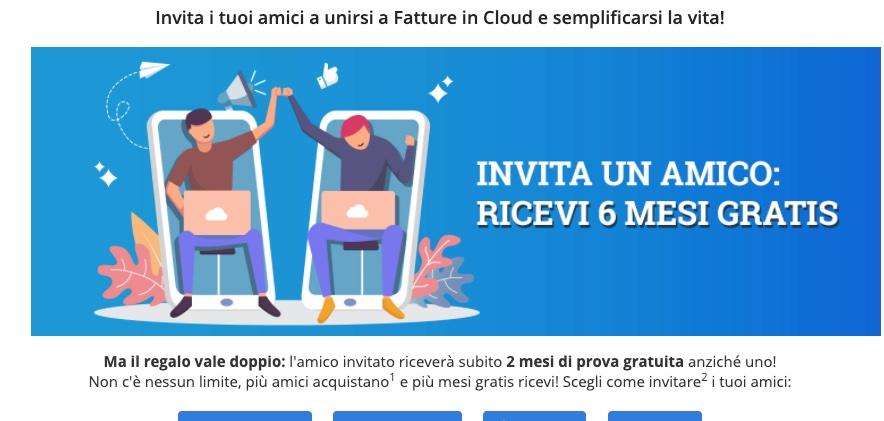 fatture_in_cloud invita un amico