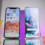 iPhone 12 Pro vs Samsung Galaxy S21: il confronto più atteso del 2021 1