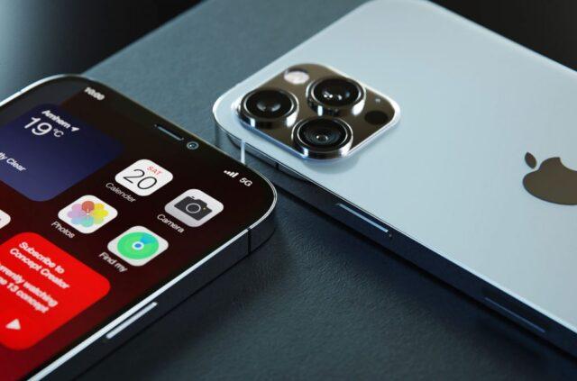 Apple iPhone 12s Pro render