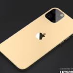iphone 13 pro immagini render video display supporto 240 hz rumor