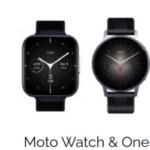motorola moto watch one g smartwatch leak