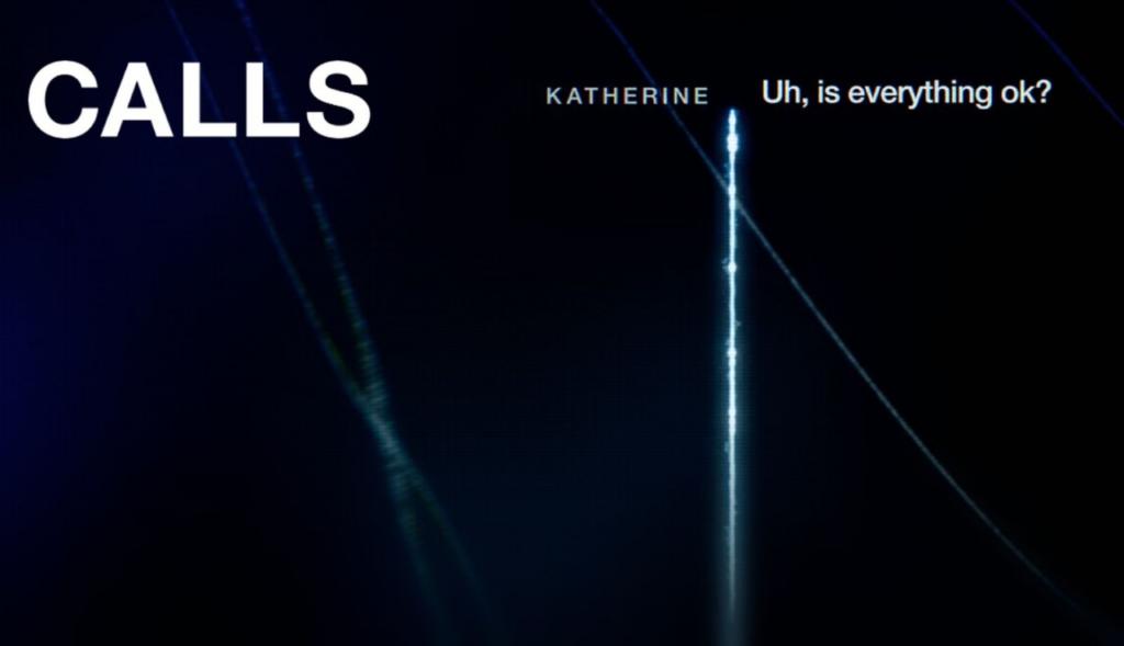 Calls - novità Apple TV+ marzo 2021