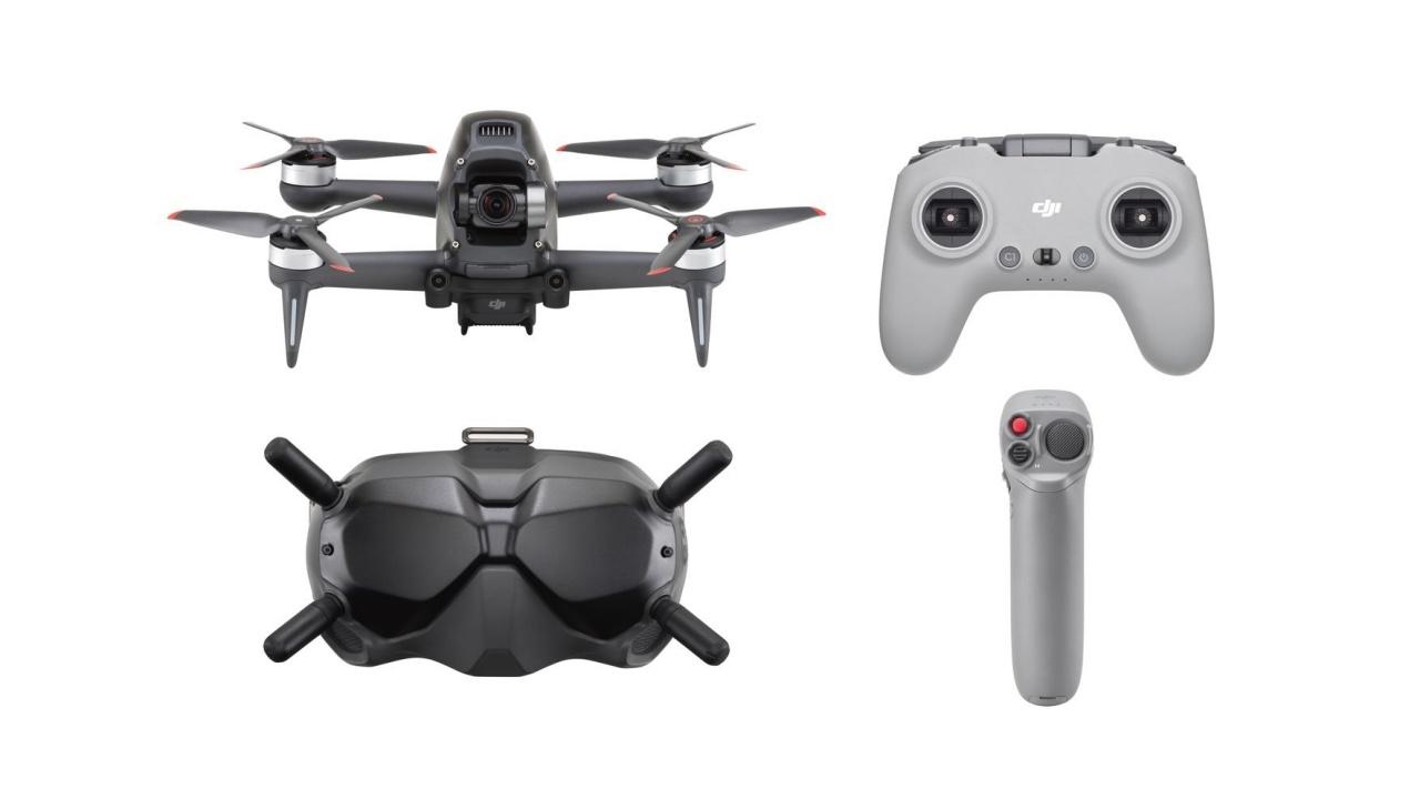 Con DJI FPV l'esperienza di volo dei droni si rinnova 1