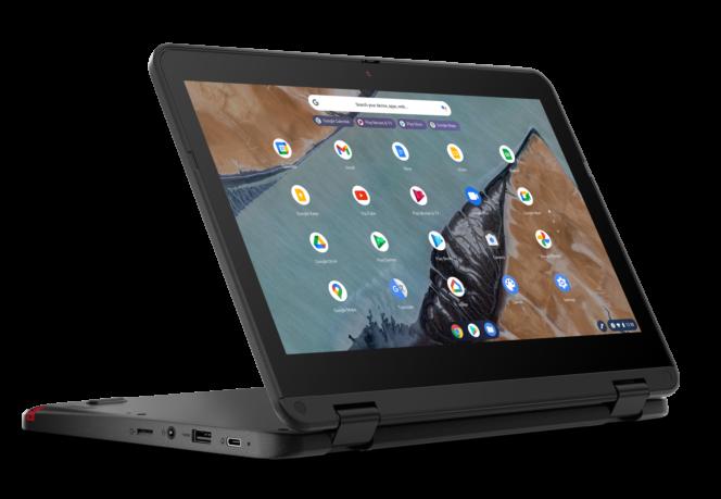 Lenovo annuncia quattro nuovi Chromebook economici per la didattica 3