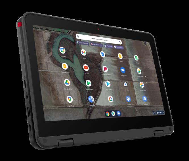 Lenovo annuncia quattro nuovi Chromebook economici per la didattica 4
