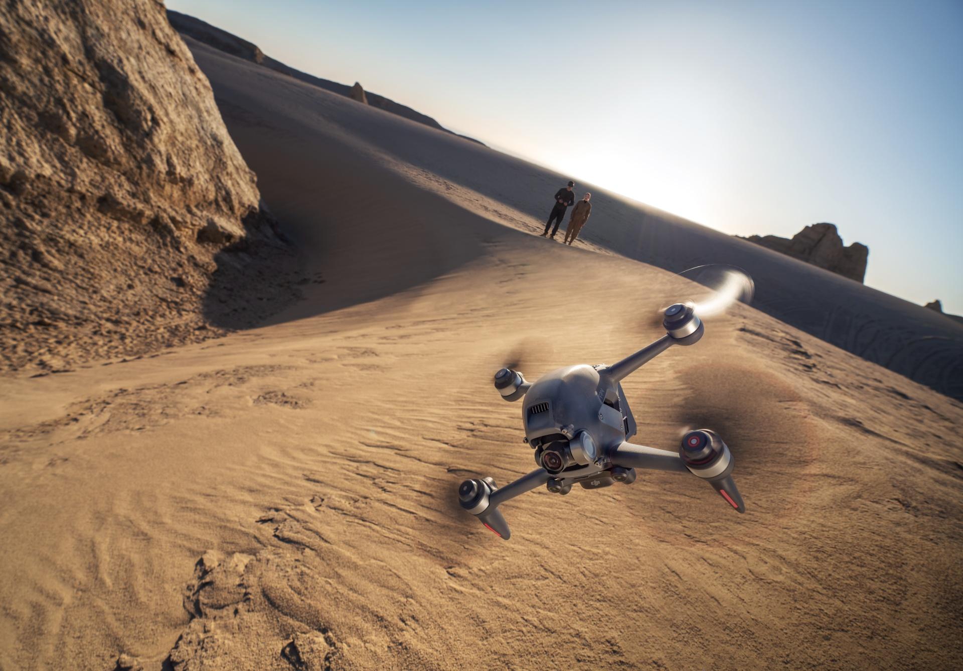 Con DJI FPV l'esperienza di volo dei droni si rinnova 2