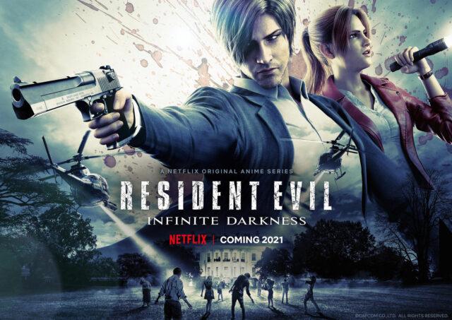 Resident Evile Infinite Darkness