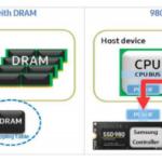 Samsung SSD 980 NVMe