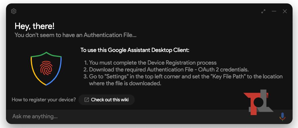 Ecco come Google Assistant può essere installato nel vostro computer 1