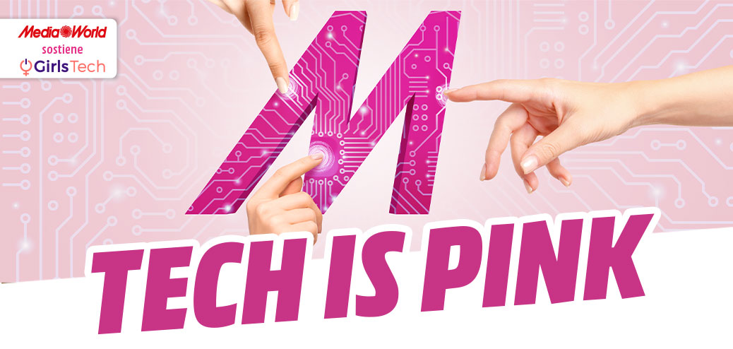 "Offerte MediaWorld ""Tech Is Pink"""