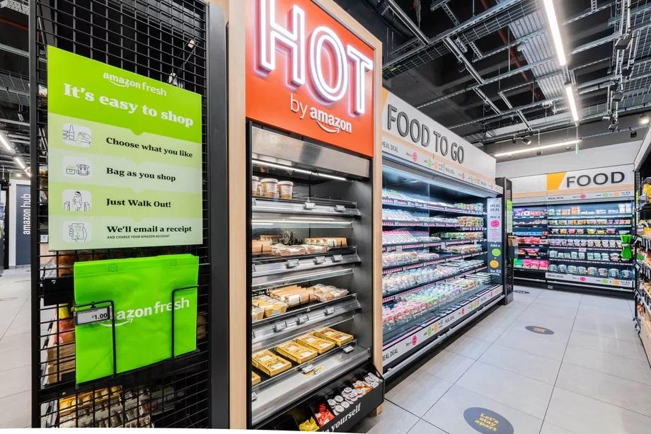 I negozi senza cassa di Amazon approdano in Europa 1