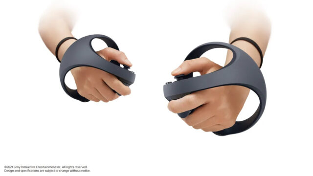 playstation 5 nuovo controller vr ufficiale