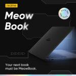 realme meowbook vr ai speaker aprile rumor