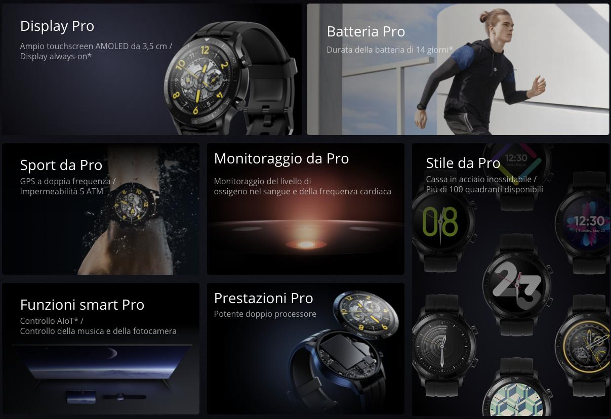 Realme Watch S Pro arriva in Italia con un prezzo niente male 1