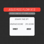Recensione Asus ROG Flow X13: il convertibile che cambia le regole del gioco con una RTX 3080 esterna 4