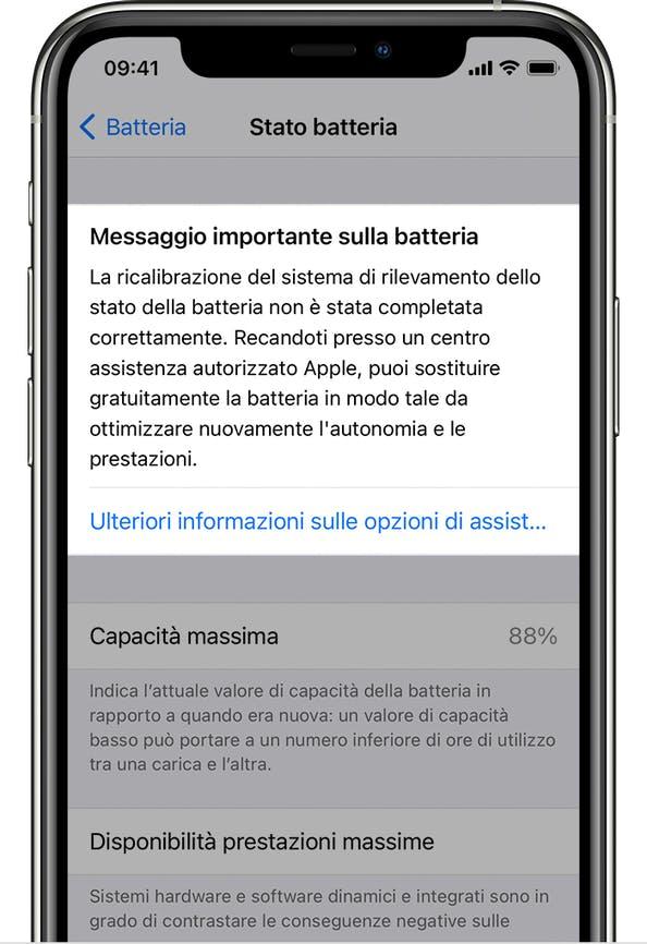 Apple sostituirà le batterie degli iPhone 11 che non supereranno la calibrazione 2