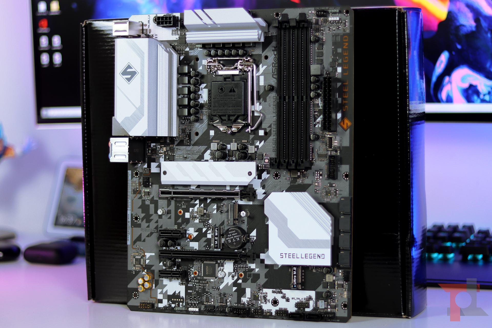 ASRock B560 Steel Legend e Intel Core 11 Gen: la nuova combo perfetta per risparmiare senza rinunce 3