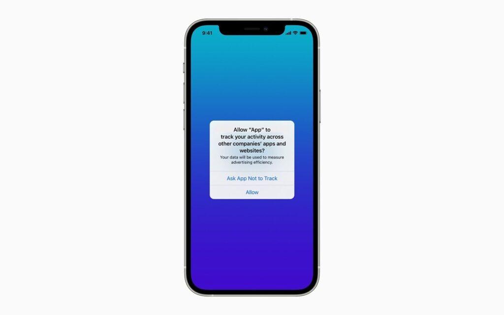 Apple tracking