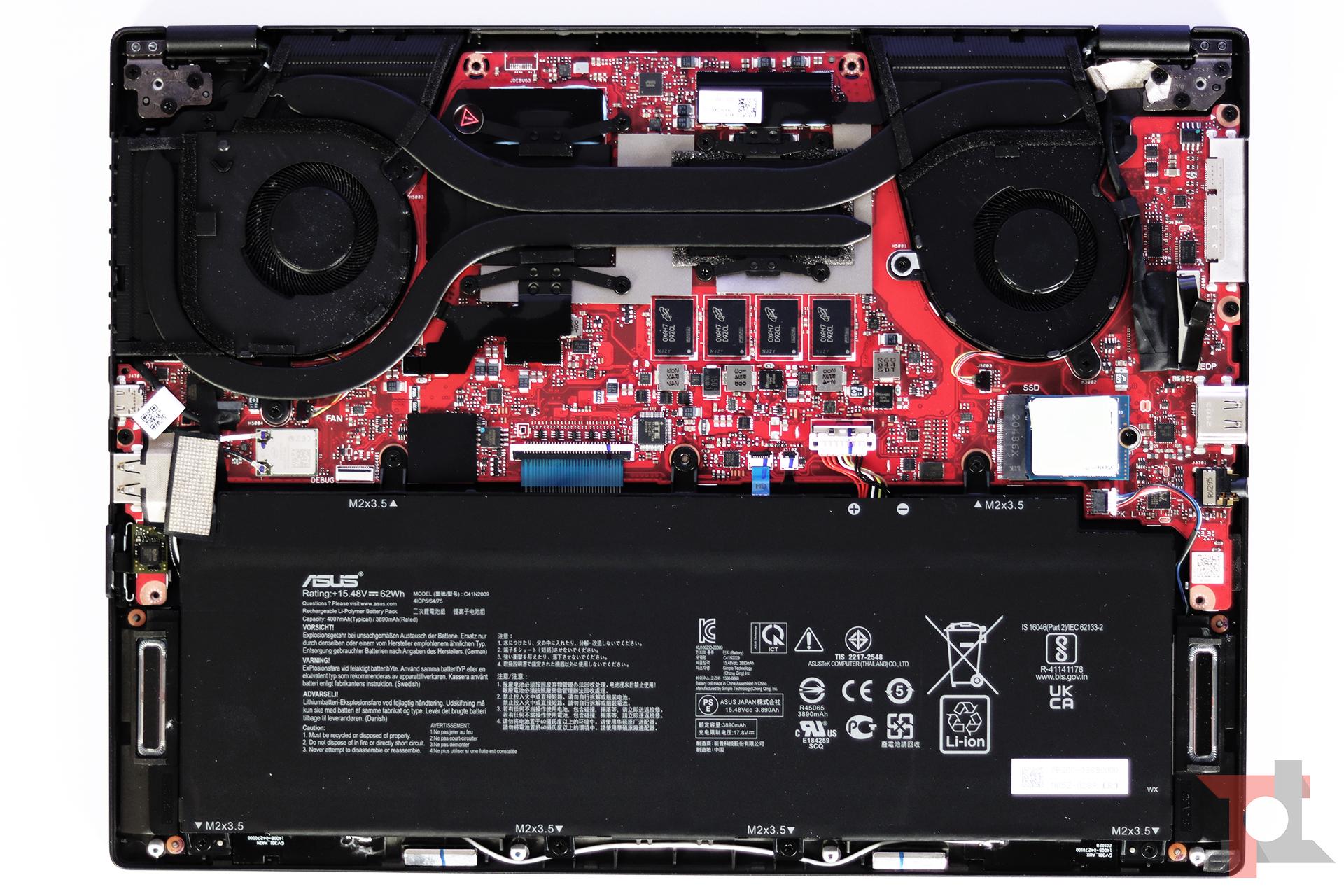 Recensione Asus ROG Flow X13: il convertibile che cambia le regole del gioco con una RTX 3080 esterna 1