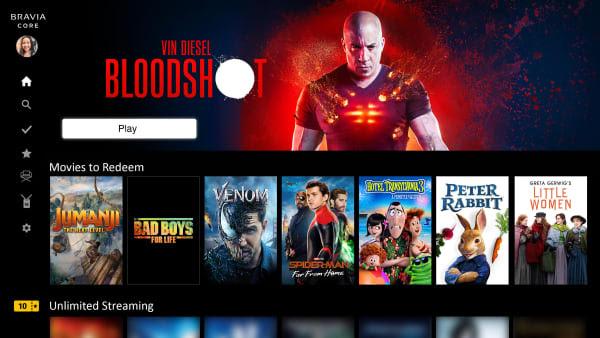 I nuovi televisori Sony BRAVIA XR X90J presto disponibili con un servizio esclusivo 1