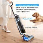 Pavimenti perfettamente puliti con Tineco FLOOR ONE S3, oggi in offerta su Amazon 9