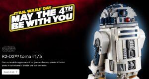 Lego R2-D2 Star Wars