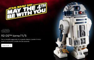 R2-D2 Star Wars Lego
