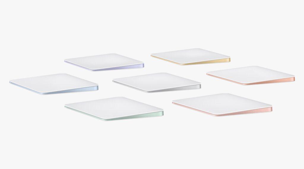 Apple annuncia la nuova Magic Keyboard con Touch ID 1