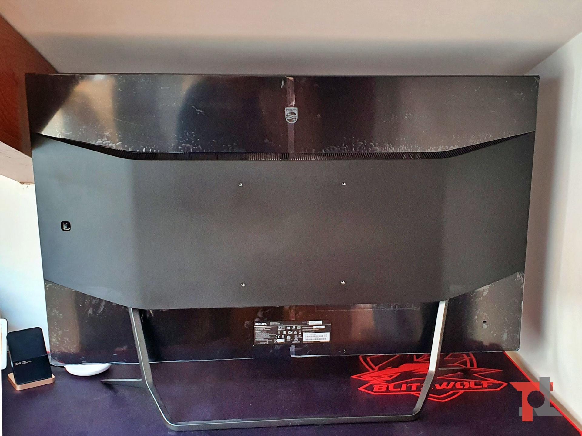 """Un monitor da 43""""per l'ufficio? Abbiamo provato il Philips 436M6VBPAB con risoluzione 4K 4"""