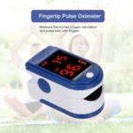 Questo piccolo strumento vi permette di conoscere in pochi secondi l'ossigenazione del sangue 2