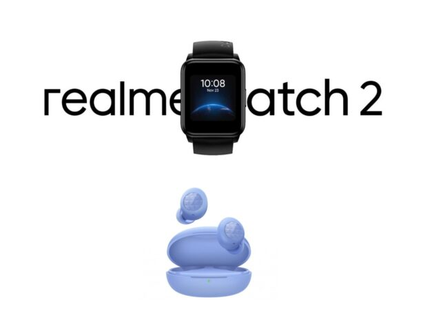 Realme Watch 2 Buds Q2