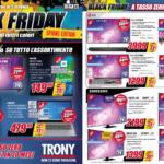 offerte volantino Trony Black Friday Spring Edition