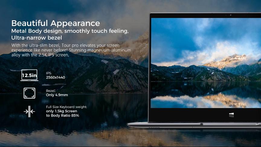 XIDU aggiorna i modelli Tour Pro e PhilBook Y13 con i nuovi processori Intel 1