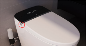 Xiaomi DIIIB Supercharged smart toilet